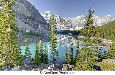 Moraine Lake, Banff National Park, Alberta