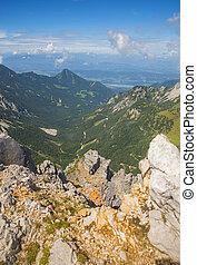Stol mountain, Slovenia - Stol mountain, view on Austria,...