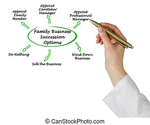 Family Business Succession Options