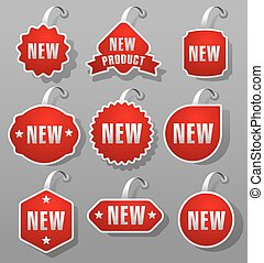 advertising and promotion tags
