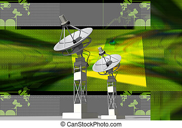 Satellite dish - Highly quality of satellite dish in digital...