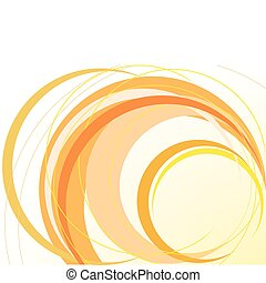 abstract orange background - abstract background with orange...