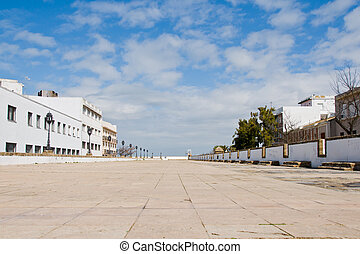 Cadiz in Andalucia, Spain
