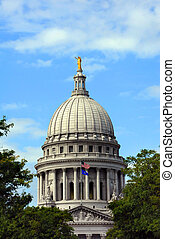 Capitol of Wisconsin