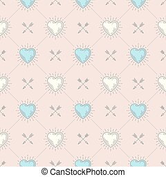 Vector seamless background s - Vector seamless background...