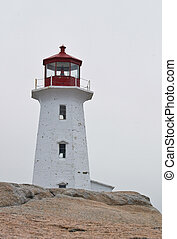 Peggys Cove Light