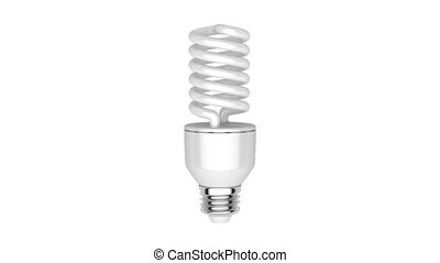 Energy saving light bulb - Energy saving fluorescent light...