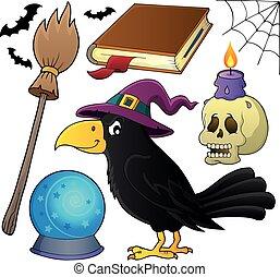Witch crow