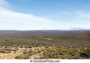Just Empty - The view from The Sutherland Observatory SALT -...