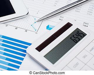 finanziell, Daten