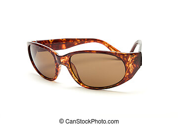 Tortoise Shell Sunglasses - Brown Tortoise Shell Sunglasses...