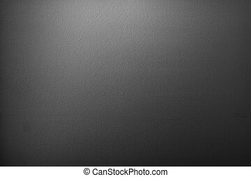 Black gradient with border spotlight  background or backdrop