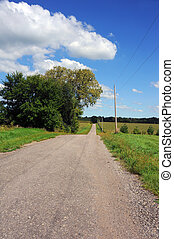 Countryside of Wisconsin