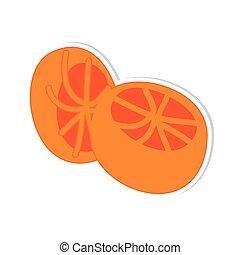 orange fruit food - orange fruit. food healthy lifestyle....
