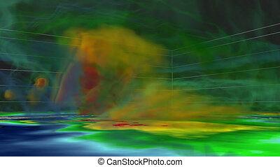 1999 Moore, OK 3D Radar - 1999 Moore, OK tornado event....