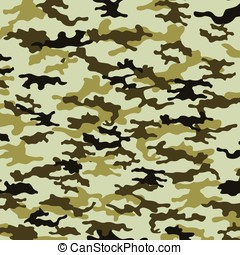 green army background - Illustration of green design vector...