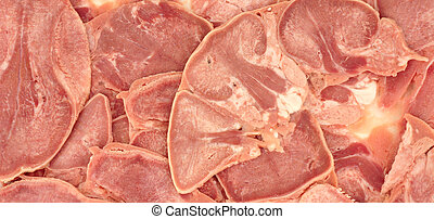 Pork Tongue Luncheon Meat