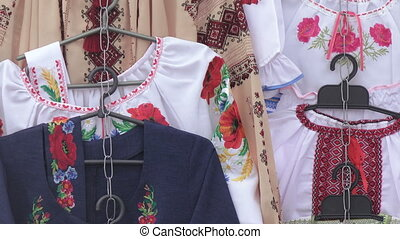 Ukrainian national embroidery - Embroidery Ukrainian...