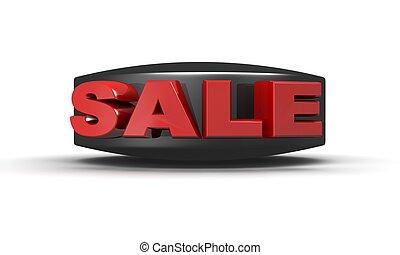 Sale concept icon