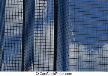 Skyscapers - La Dfense near Paris