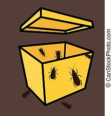 Insects in Packet Vector