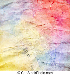 Abstract watercolor background - Watercolor colorful...