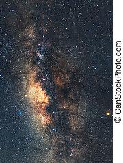 Milky Way - The Milky Way galaxy.