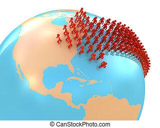 Migration to USA  - Migration to USA