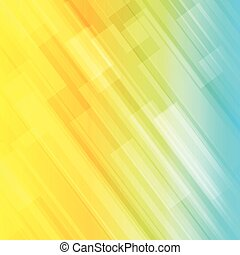 Abstract motion vector background