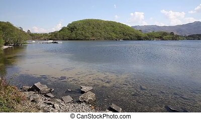 Loch Morar Scottish highland lake - Loch Morar beautiful...