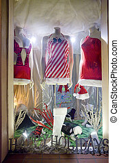 shop window, Key West, Florida Keys, Florida, USA