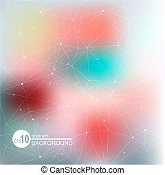 blue gray background - Abstract background with pink and...