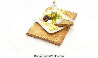 snack plate no loop