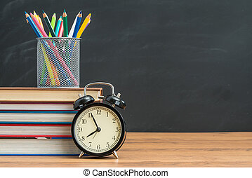 art class teacher want everyone be on time everytime