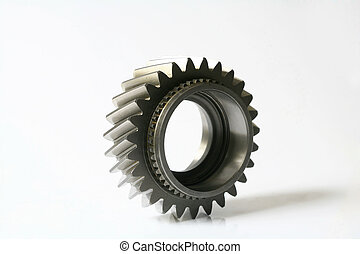 Machine Gears background