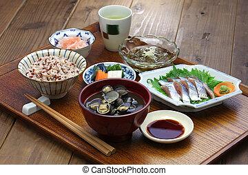 japanese set meal