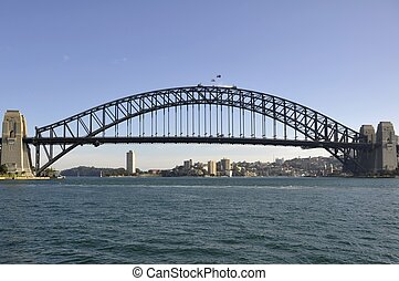 Sydney Harbour bridge - Harbour bridge in  Sydney, Australia