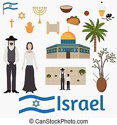 Star of David Icon Vector Illustration Symbol Israel Judaism Black White.