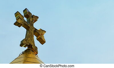Armenian church cross sky nature, environment, christianity