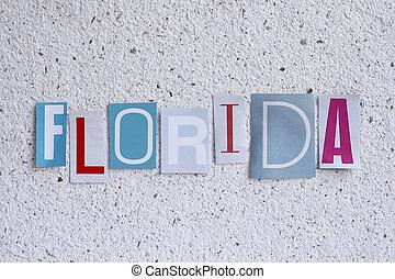 Florida concept