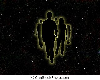 space people