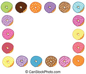 Donut Vector Clip Art EPS Images. 10,726 Donut clipart vector ...