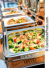alimento,  catering
