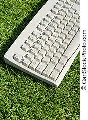 コンピュータ, キーボード