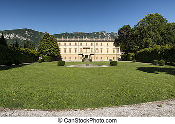 Villa Giulia at Bellagio (Como) - Villa Giulia, historic...