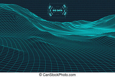 Topographic map background concept with space for your copy....