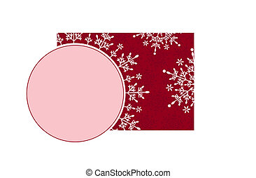 Vector Holiday Background - Holiday pattern and decorative...