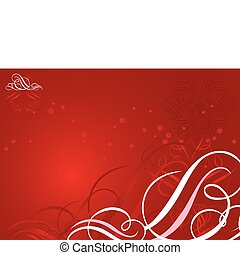 Vector Holiday Background Pattern