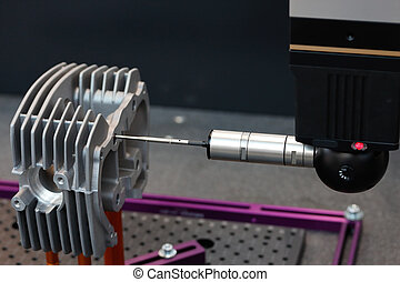 coordinate measuring process - Inspection and quality...