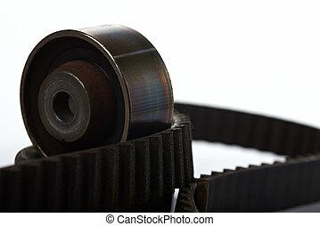 roller on timing belt